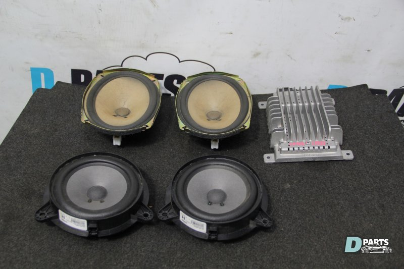 Динамики комплект Nissan Skyline CPV35-507762 VQ35DE 2004