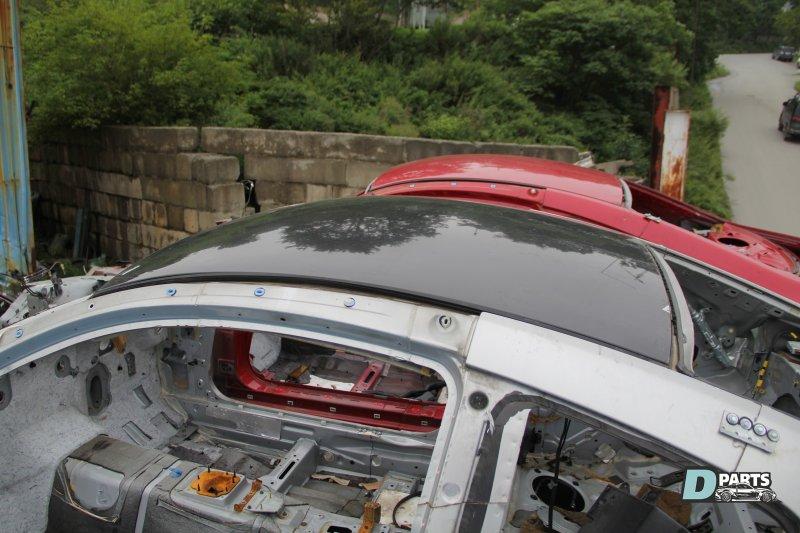 Крыша Nissan Skyline CPV35-501877 VQ35DE 2004