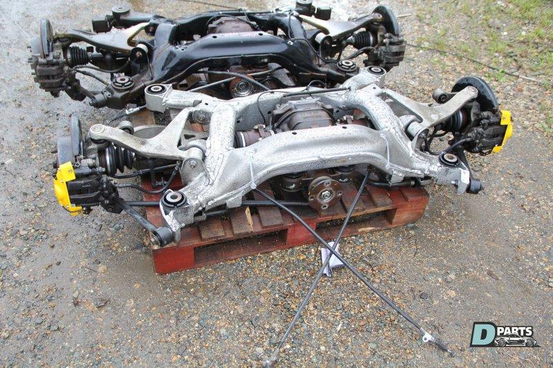 Балка Nissan Skyline CPV35-501877 VQ35DE 2004