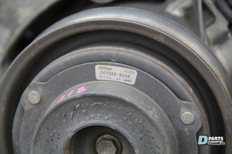 Компрессор кондиционера Toyota Celsior UCF31-0049182 3UZ 2003