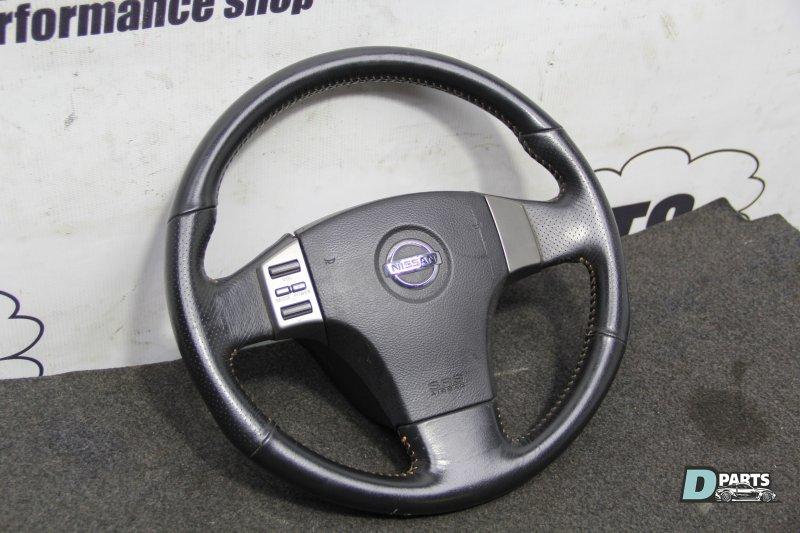 Руль с airbag Nissan Skyline CPV35-501877 VQ35DE 2004