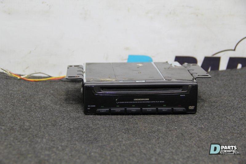 Магнитола dvd player boschmann Nissan Skyline CPV35-501877 VQ35DE 2004