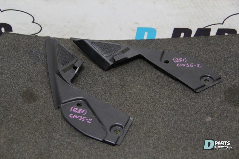 Треугольники зеркал Nissan Skyline CPV35-501877 VQ35DE 2004