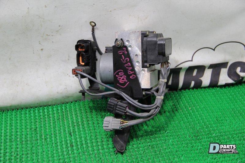 Блок abs Nissan Skyline CPV35-501877 VQ35DE 2004