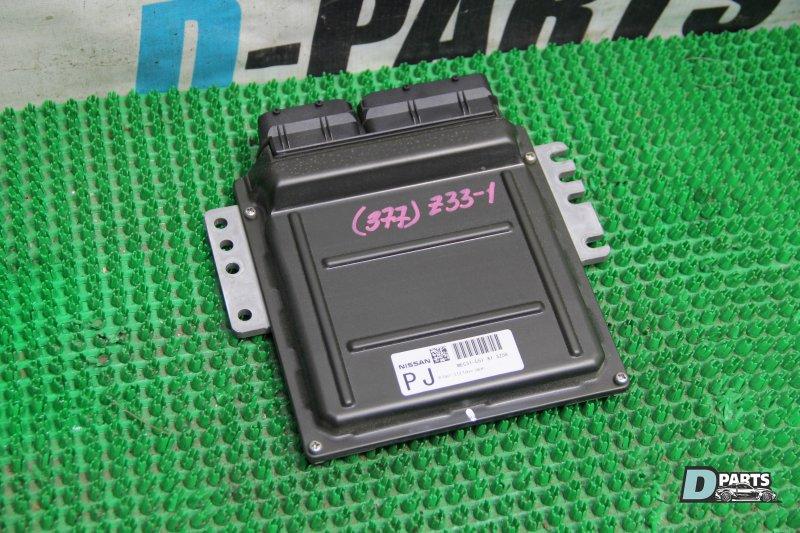 Блок управления двс Nissan Fairlady Z Z33-201383 VQ35DE 2003