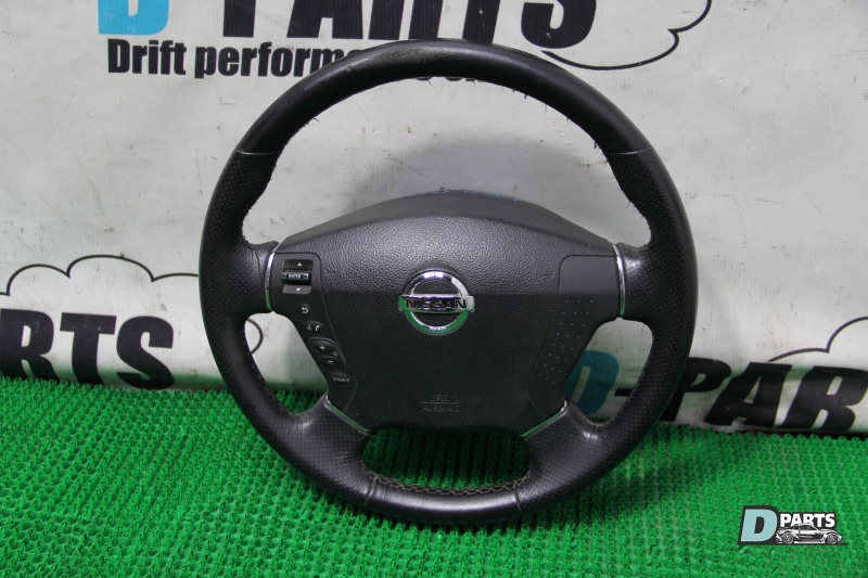 Руль с airbag Nissan Fuga PY50-304526 VQ35HR 2008