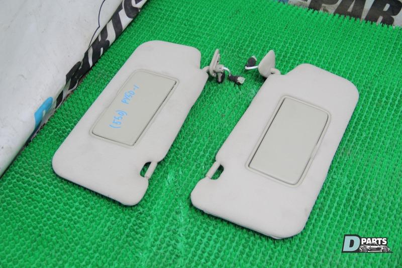 Козырек солнцезащитный Nissan Fuga PY50-304526 VQ35HR 2008