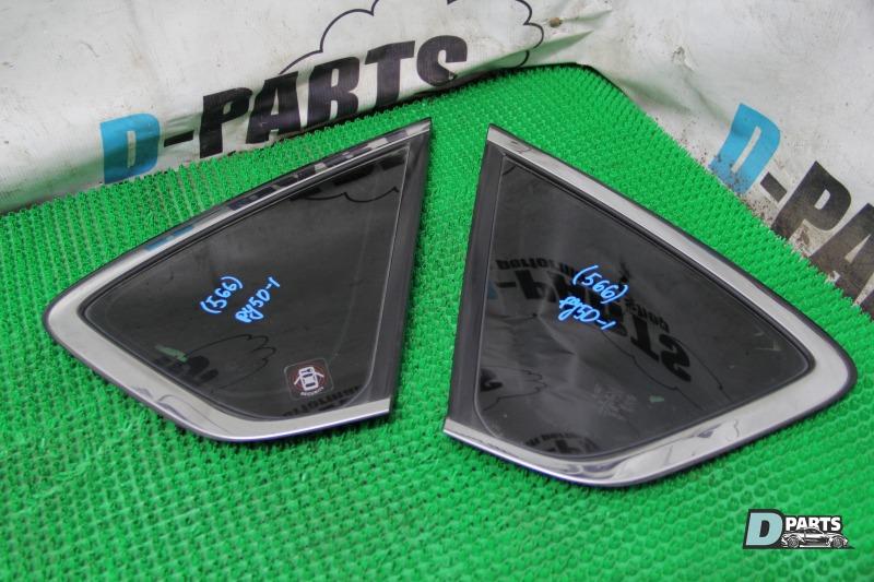 Форточка кузова Nissan Fuga PY50-304526 VQ35HR 2008 задняя