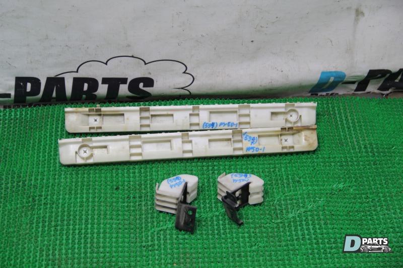 Крепление бампера Nissan Fuga PY50-304526 VQ35HR 2008