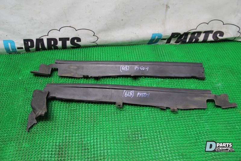Уплотнительная резинка капота Nissan Fuga PY50-304526 VQ35HR 2008