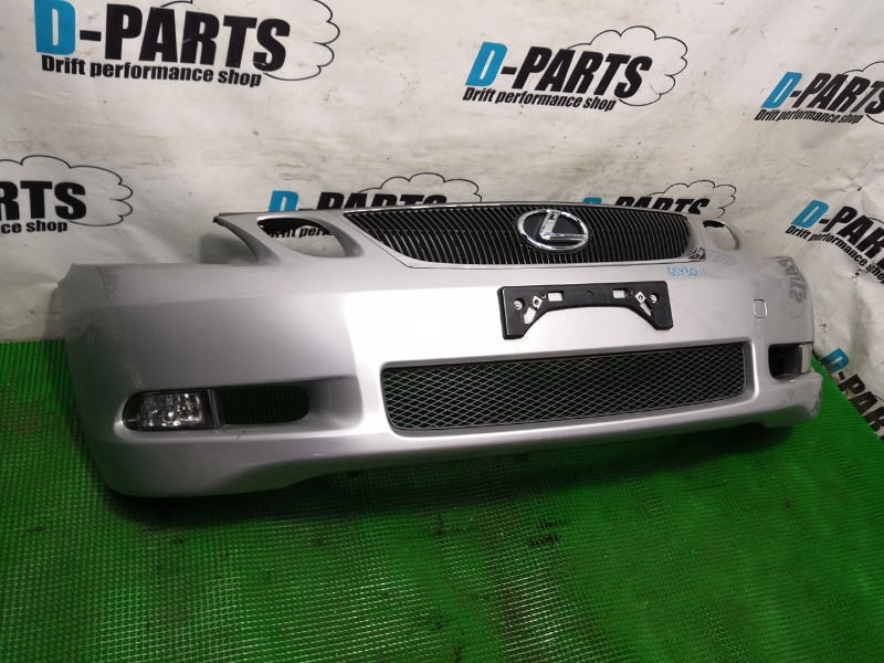 Бампер Lexus Gs 430 UZS190-5011877 3UZ 2007 передний