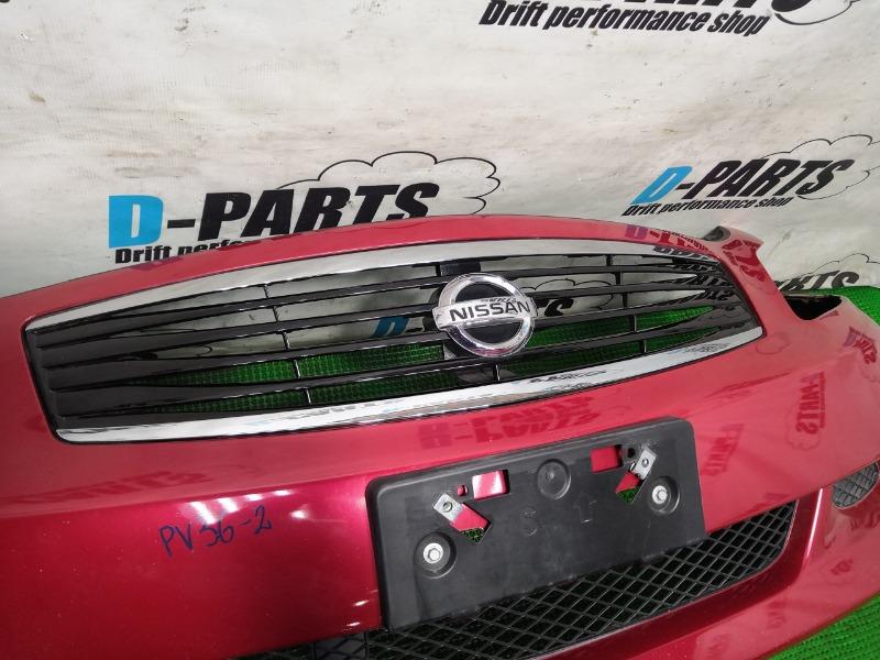 Решетка радиатора Nissan G35 PV36-203166 VQ35HR 2007