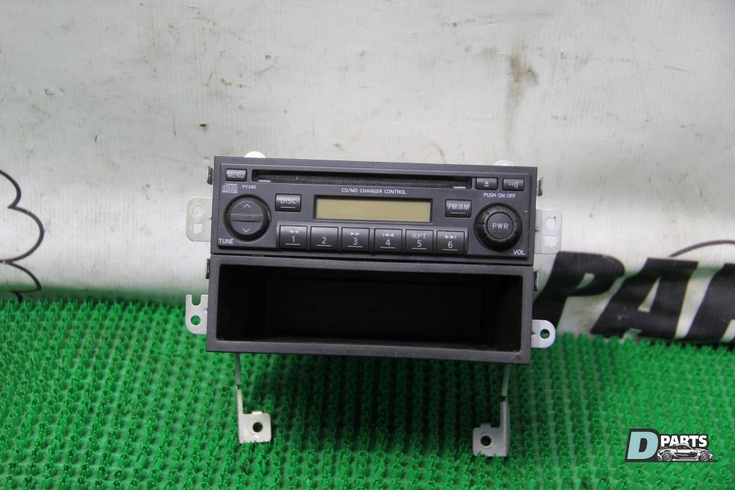 Магнитофон Nissan Fairlady Z Z33-003964 VQ35DE 2003
