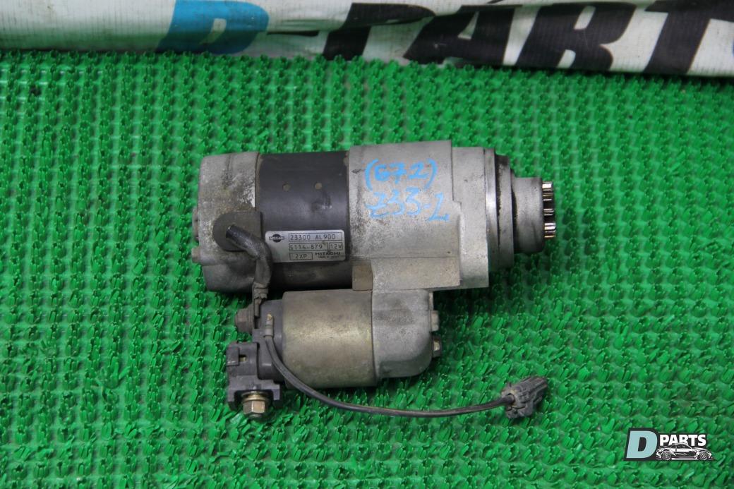 Стартер vq35de Nissan Fairlady Z Z33-003964 VQ35DE 2003