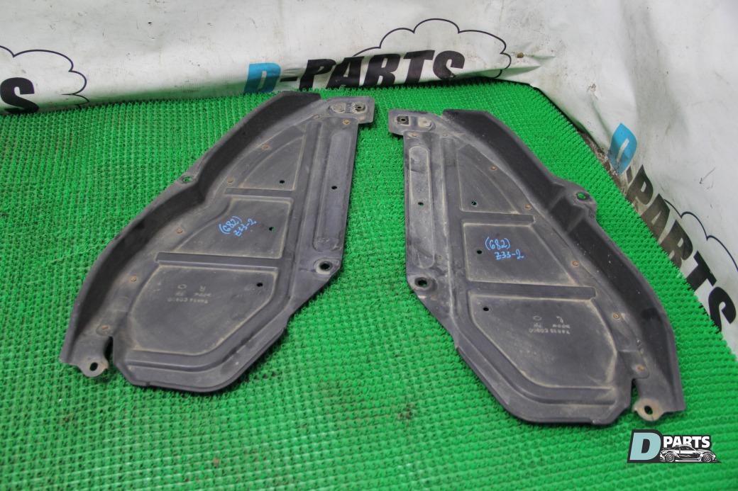 Защита топливной магистрали Nissan Fairlady Z Z33-003964 VQ35DE 2003