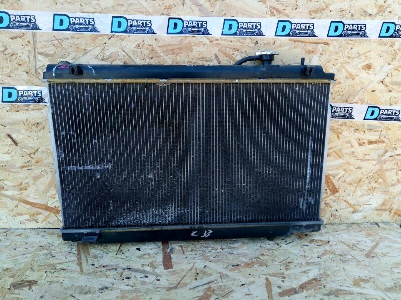 Радиатор основной Nissan Fairlady Z Z33 VQ35