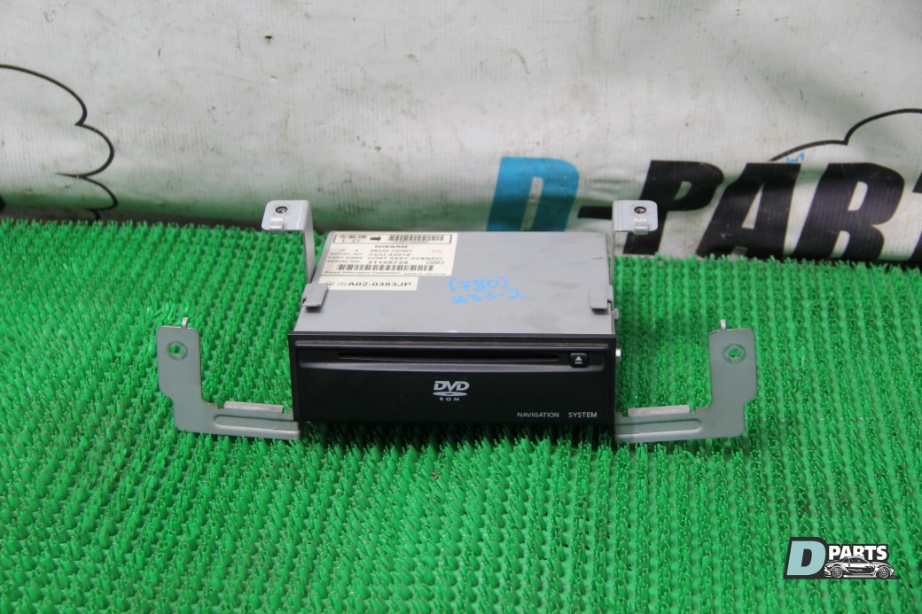 Блок навигации Nissan Fairlady Z Z33-003964 VQ35DE 2003