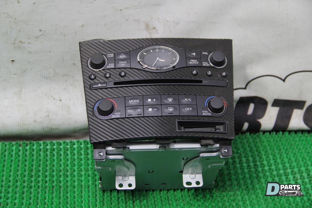 Магнитофон Nissan G35 PV36-203166 VQ35HR 2007