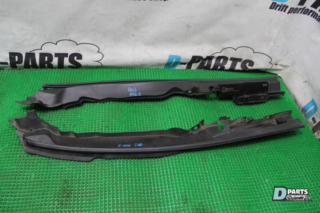 Уплотнительная резинка капота Nissan G35 PV36-203166 VQ35HR 2007