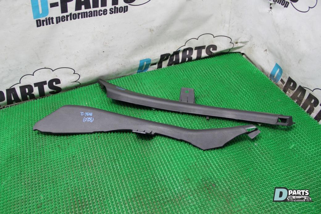 Пластик салона Nissan G35 PV36-203166 VQ35HR 2007 задний