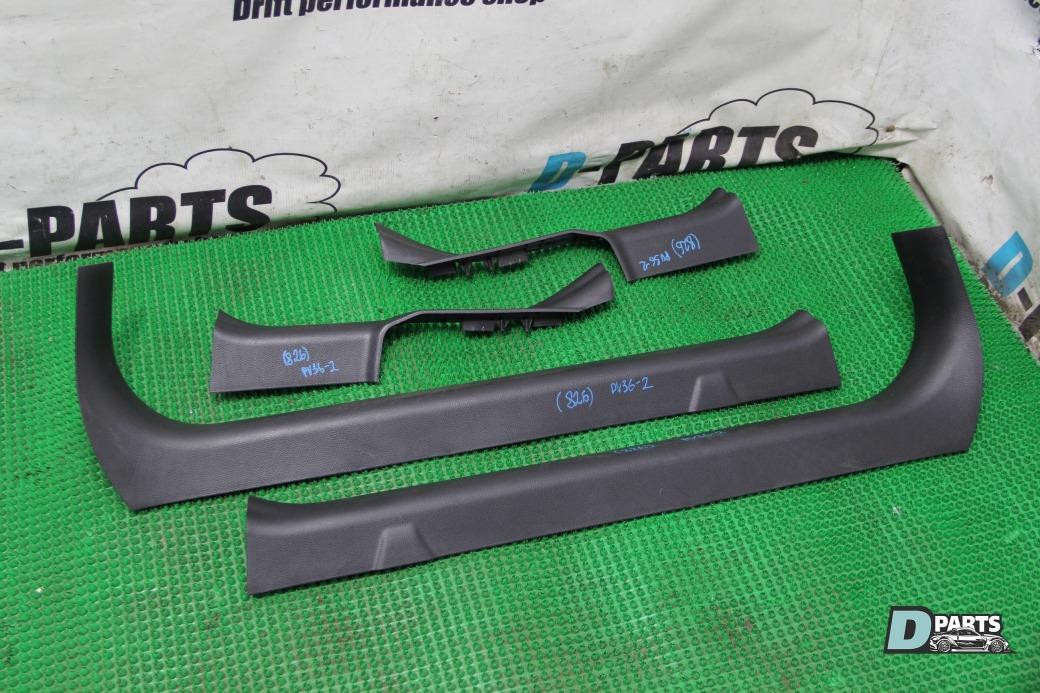 Пластик салона Nissan G35 PV36-203166 VQ35HR 2007