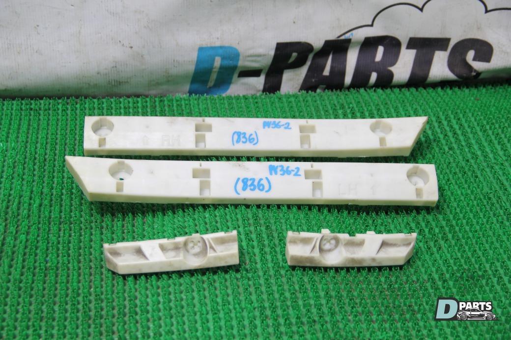Крепление бампера Nissan G35 PV36-203166 VQ35HR 2007 заднее