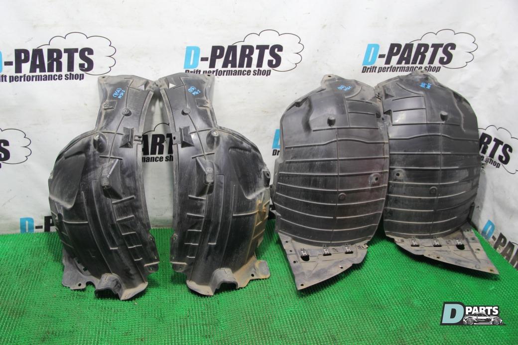Подкрылки комплект Nissan G35 PV36-203166 VQ35HR 2007 передние