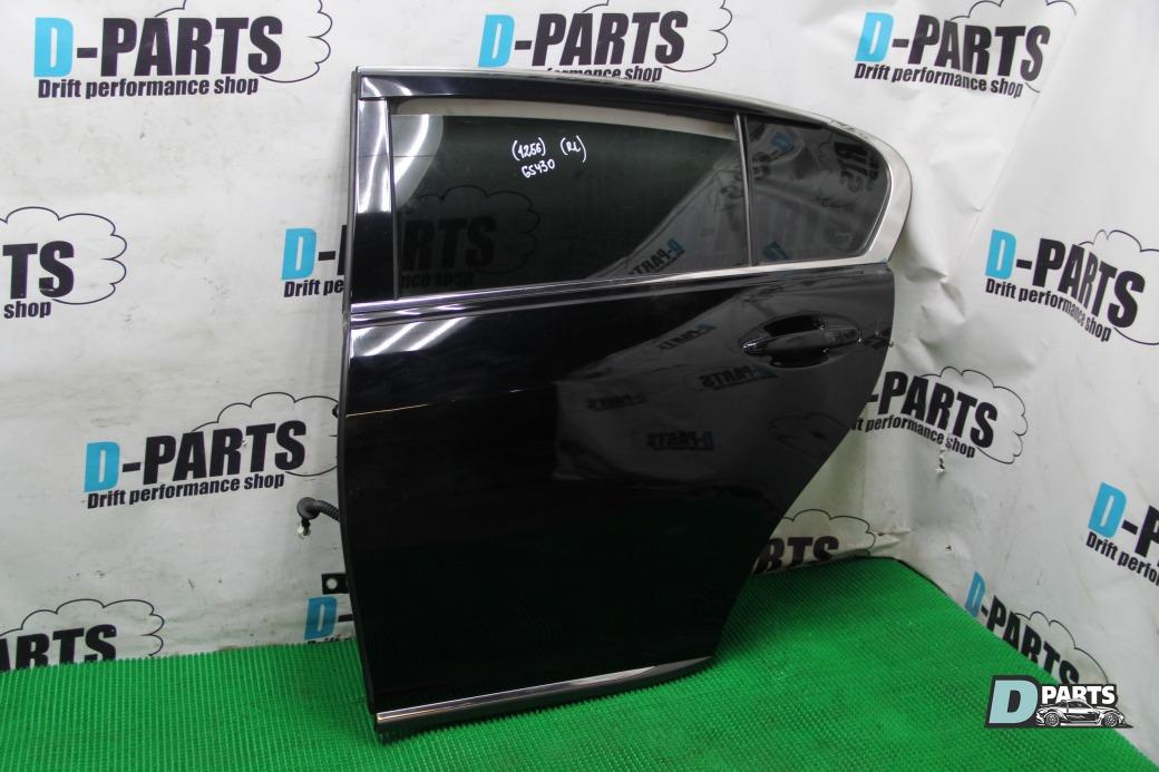 Дверь Lexus Gs 430 UZS190-5011877 3UZ-FE 2007 задняя левая