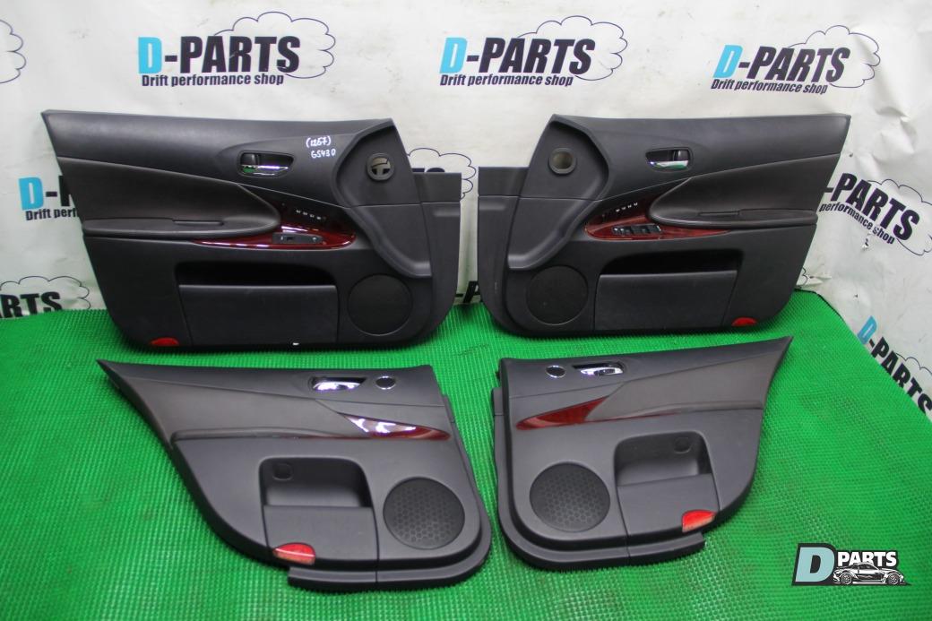Дверные карты Lexus Gs 430 UZS190-5011877 3UZ-FE 2007