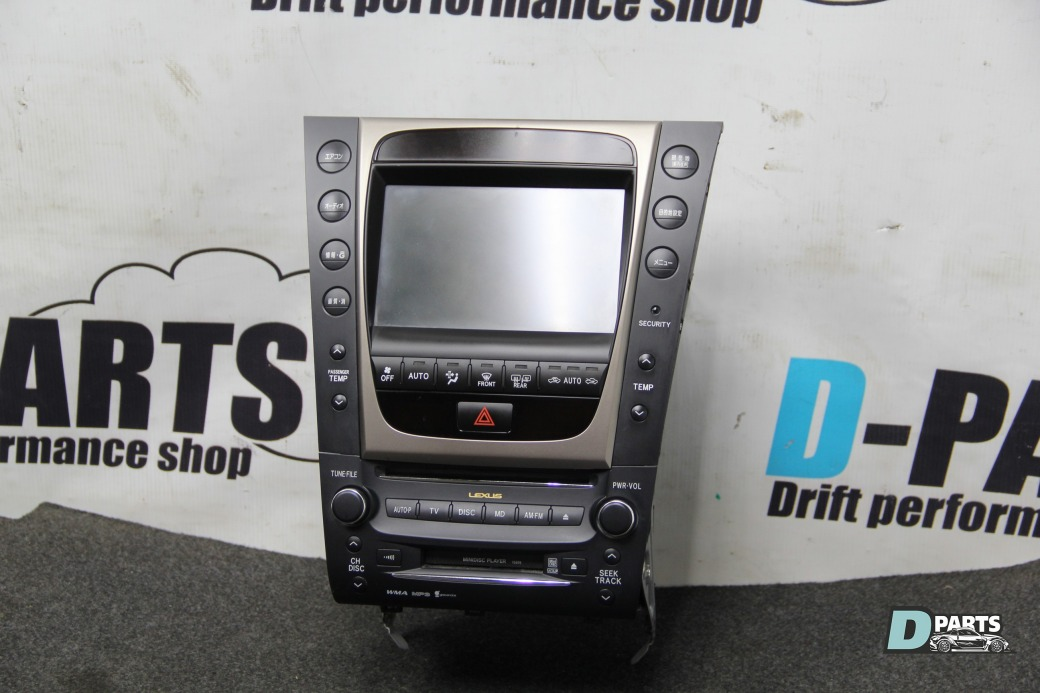 Центральная консоль Lexus Gs 430 UZS190-5011877 3UZ-FE 2007