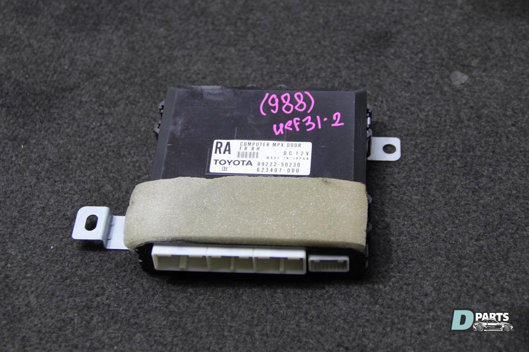 Блок управления Lexus Ls430 UCF31-0068197 3UZ 2003