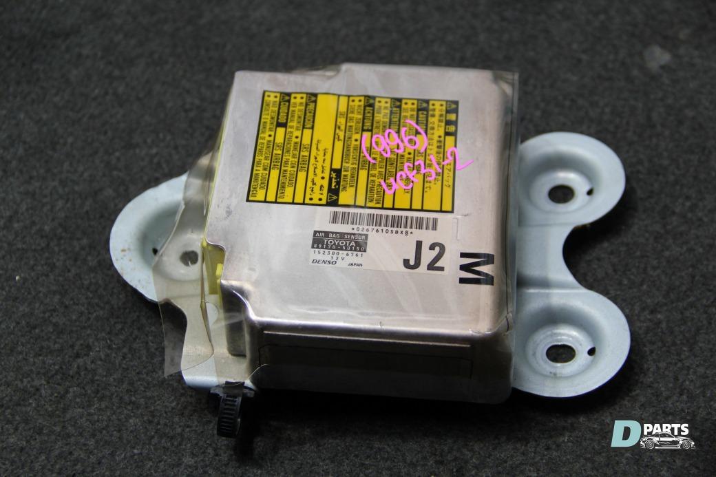 Блок airbag Lexus Ls430 UCF31-0068197 3UZ 2003