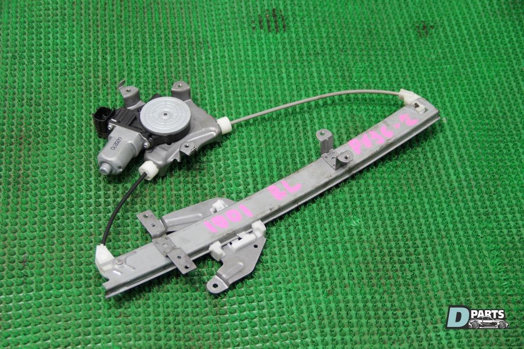 Стеклоподъемник Nissan G35 PV36-203166 VQ35HR 2007 задний левый