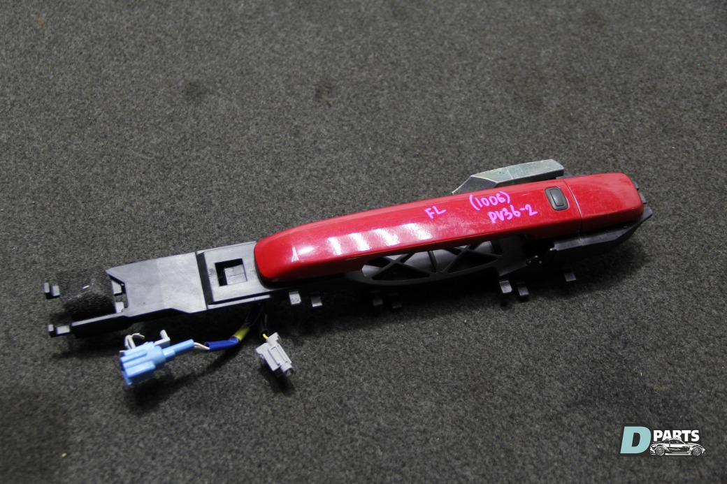 Ручка двери Nissan G35 PV36-203166 VQ35HR 2007 передняя левая
