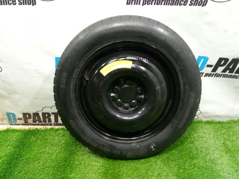 Запаска Nissan Fuga PY50-217632 VQ35DE 2005