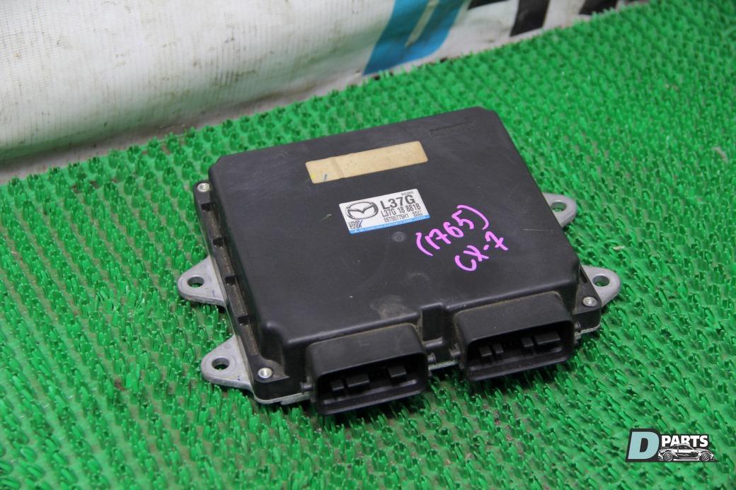 Блок управления двс Mazda Cx7 E3P-100363 L3VDT