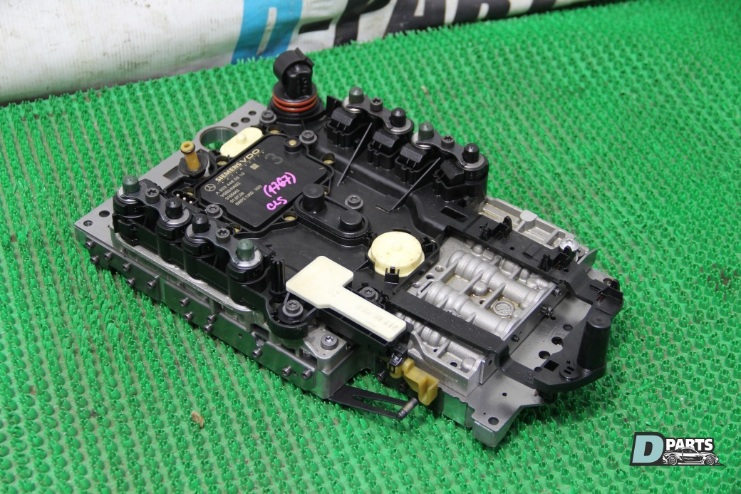 Гидроблок акпп Mercedes Cls-Class WDD2193561A031445 272.964 30 087870 2005