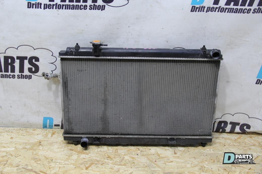 Радиатор Nissan Fairlady Z Z33-403281 VQ35DE 2003