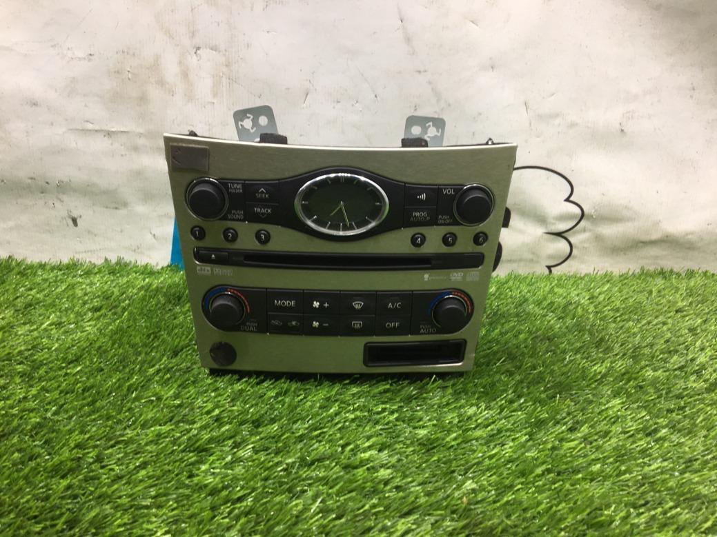 Магнитофон Nissan Skyline PV36-301330 VQ35HR 2008