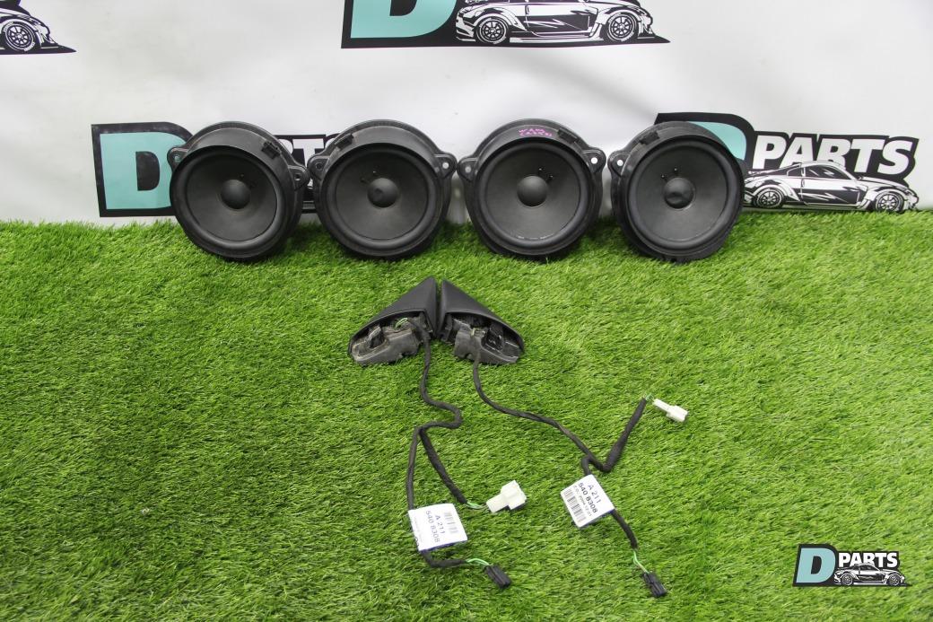 Динамики комплект Mercedes Cls-Class WDD2193561A031445 272.964 30 087870 2005