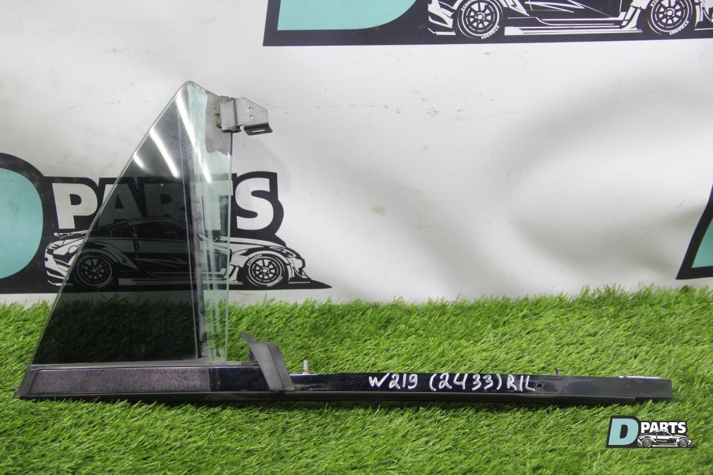 Форточка в дверь Mercedes Cls-Class W219 272.964 30 377486 2007 задняя правая