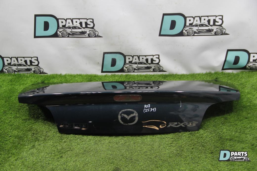 Крышка багажника Mazda Rx8 SE3P-121009 13B 2004