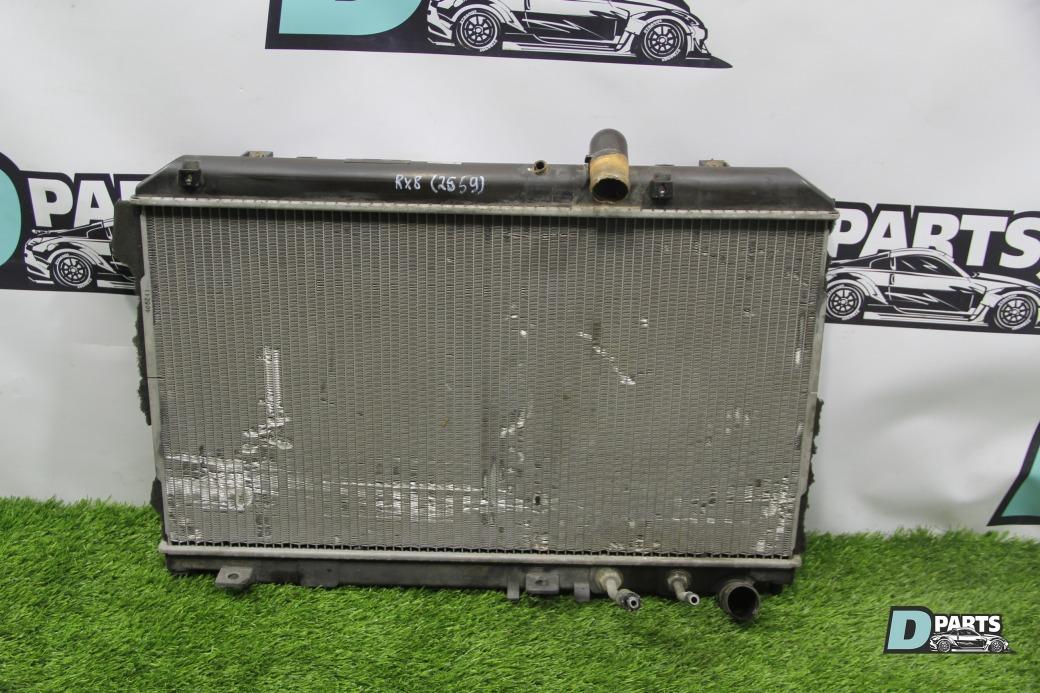 Радиатор основной Mazda Rx8 SE3P-121009 13B 2004