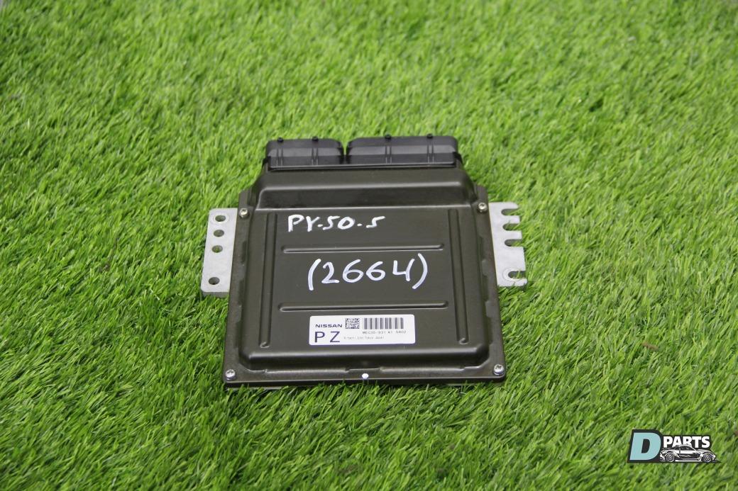 Блок управления двс Nissan Fuga PY50-217010 VQ35DE 2003
