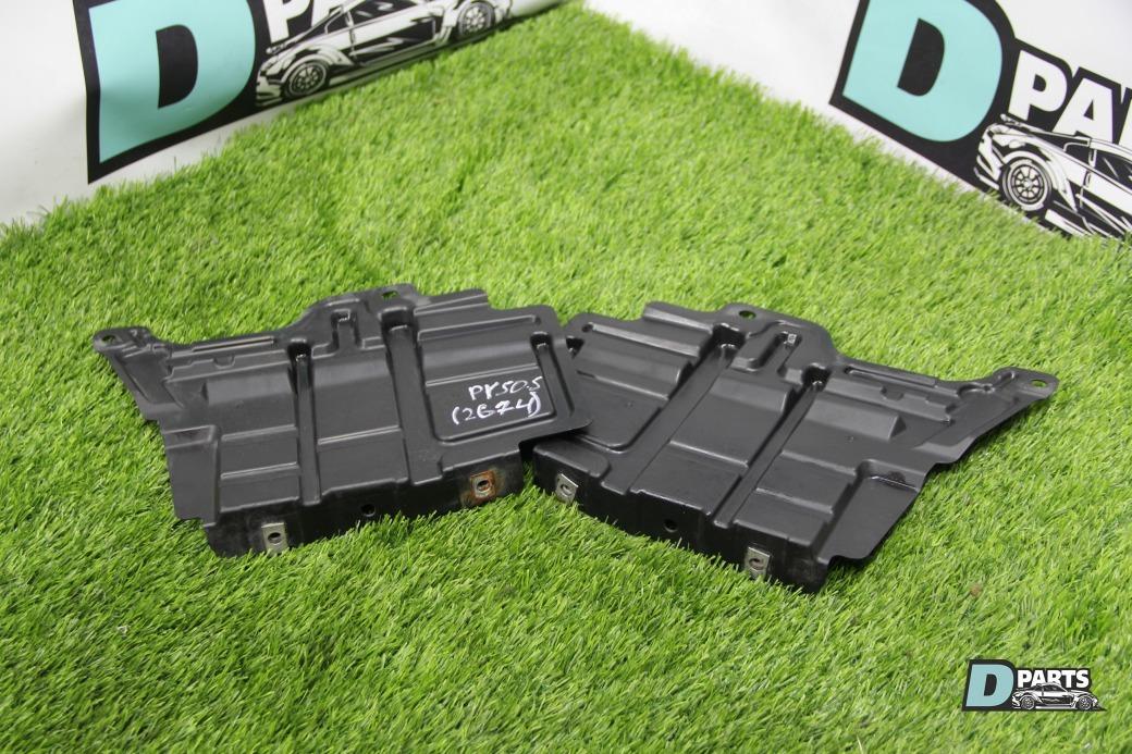 Защита Nissan Fuga PY50-217010 VQ35DE 2003