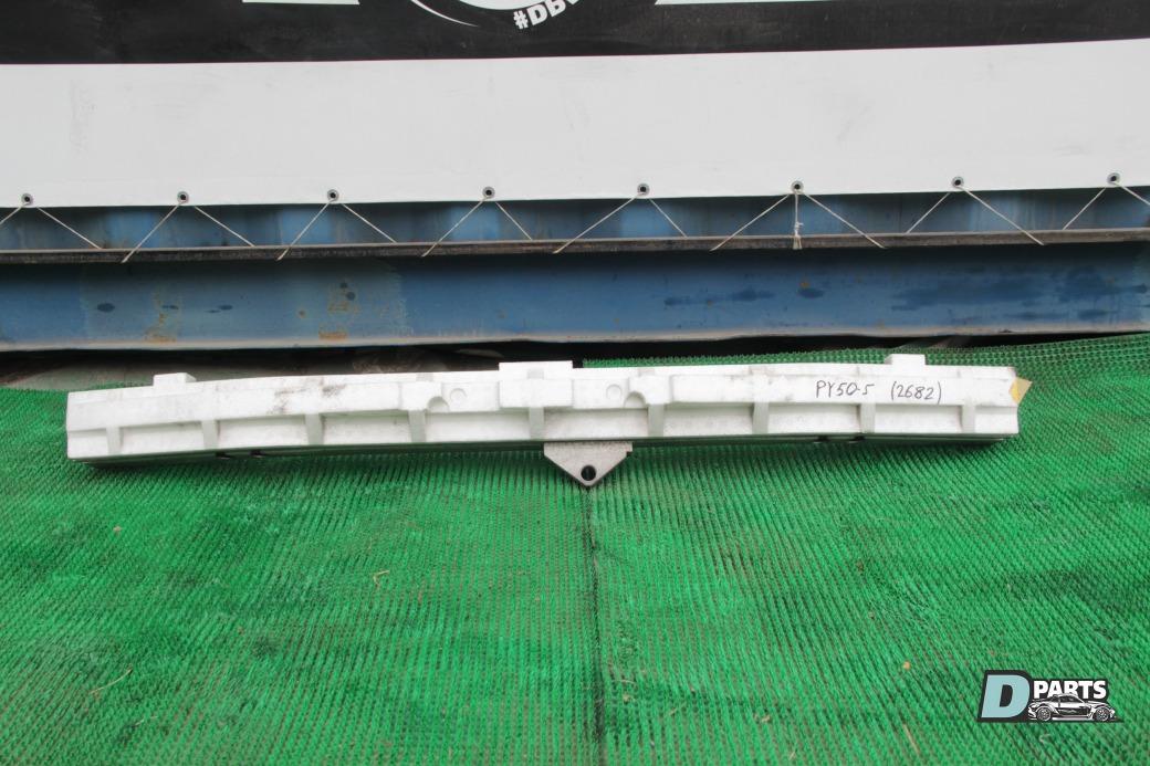 Жесткость бампера Nissan Fuga PY50-217010 VQ35DE 2003 передний