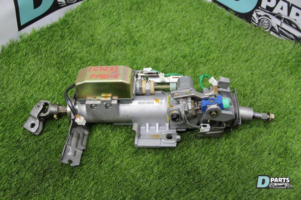 Рулевая колонка Nissan Fuga PY50-217010 VQ35DE 2003