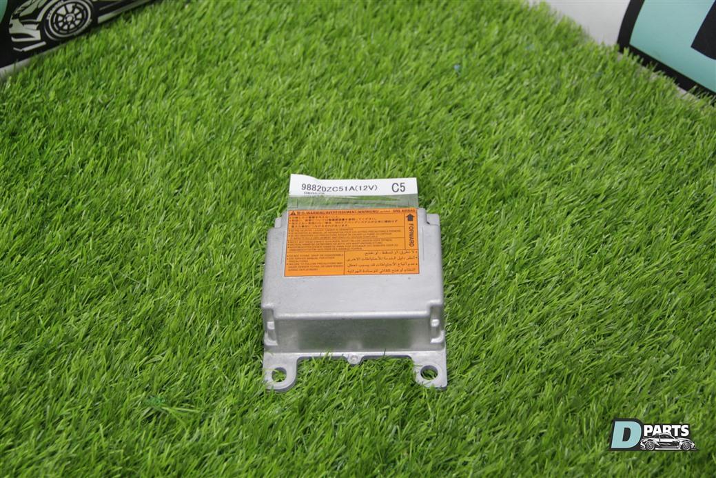 Блок airbag Infiniti Qx56 JA60 VK56DE 2007