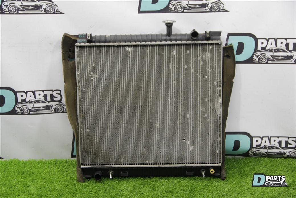 Радиатор основной Infiniti Qx56 JA60 VK56DE 2007