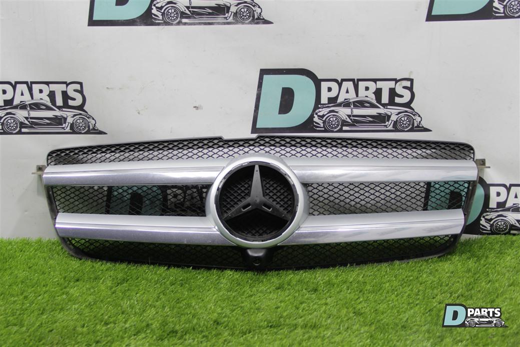 Решетка радиатора Mercedes-Benz Gl-Class X166